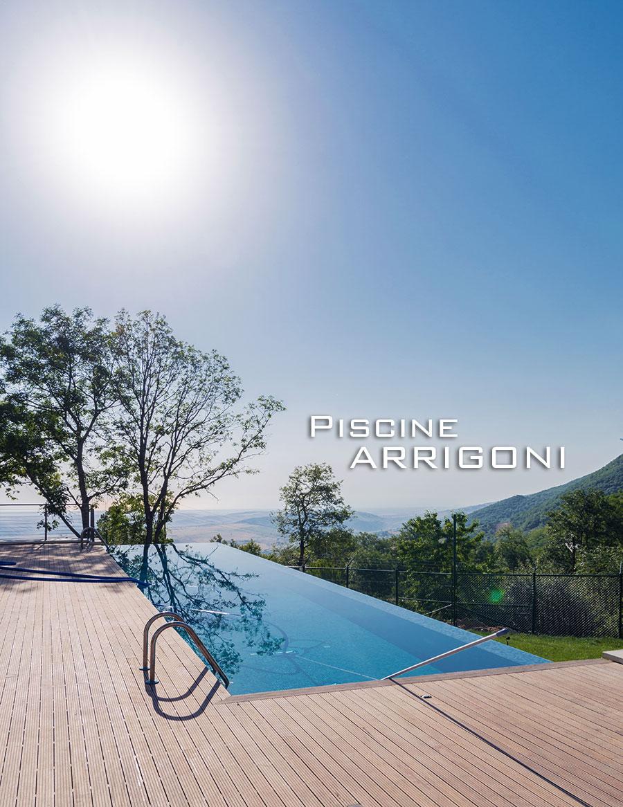 Piscine Sfioro A Cascata piscine a sfioro costruzione. preventivi, sopralluoghi.